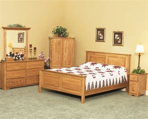 Shaker Bedroom Furniture Annville Shaker Bedroom Set Shaker Bedroom Amish Made