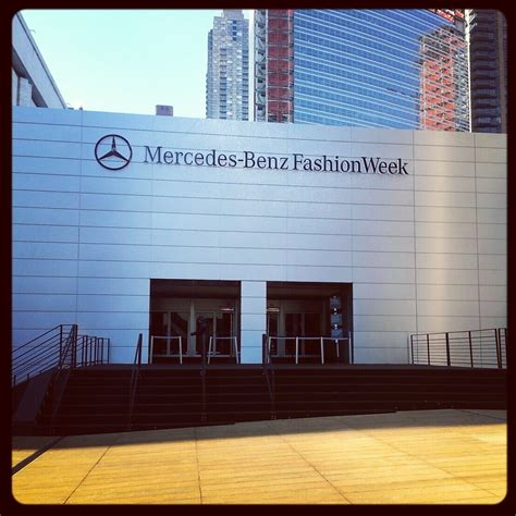 Mercedes Fashion Week Lincoln Center by True Model Page 2