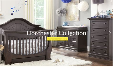 cribs at baby r us look baby appleseed launches quot eco chic baby quot as