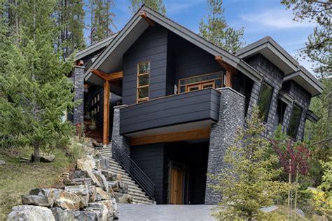 exterior woodwork paint black houses home exterior paint ideas