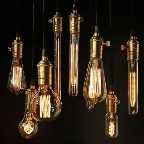 antique light bulbs filament light bulbs vintage retro antique industrial