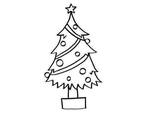 dibujos arboles navidad 193 rbol de navidad dibujo para colorear e imprimir