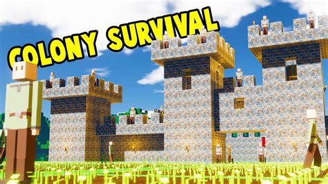 house building unblocked unblocked colony survival