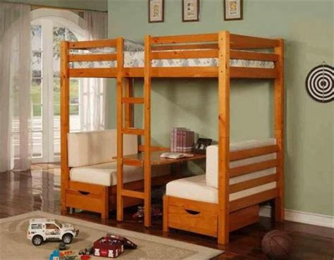 sofa bunk bed ikea 45 bunk bed ideas with desks ultimate home ideas