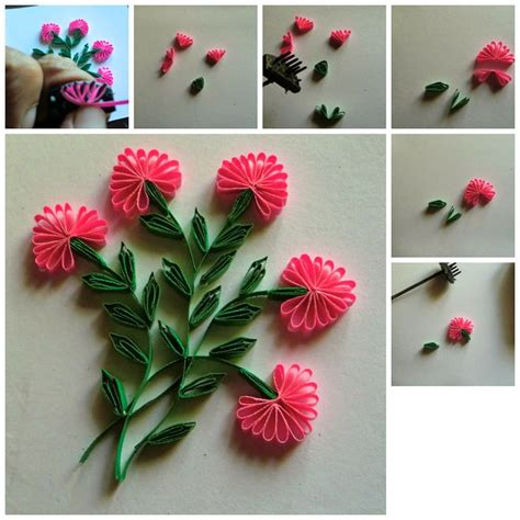how to make paper roses for cards 766 best quilling tutorials images on quilling