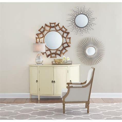 home decorators mirror home decorators collection black 32 in x 32 in