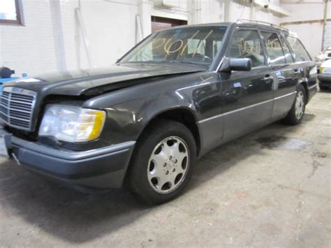 1995 Mercedes E320 by Parting Out 1995 Mercedes E320 Stock 100611 Tom S
