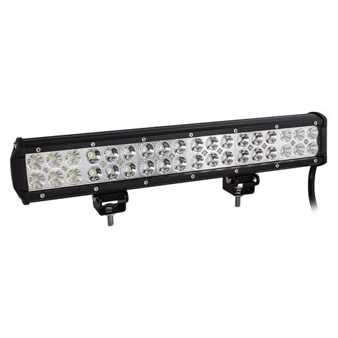 18 inch led light bar 18 quot inch 108w led work light bar for tractor boat road