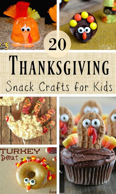 edible thanksgiving crafts for 20 edible thanksgiving crafts for southern made simple