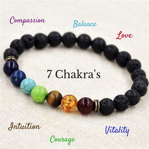 beaded meaning 25 unique chakra bracelet ideas on