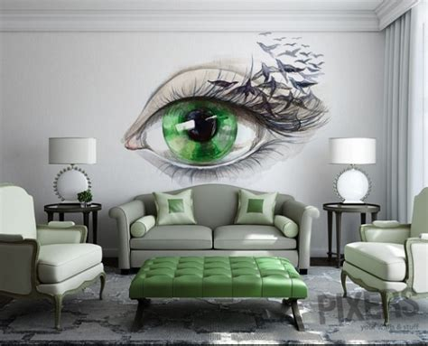 murals for wall phantasmagories wall murals by pixers alldaychic