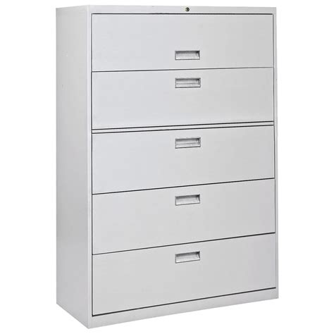 five drawer lateral file cabinet used haworth 5 drawer