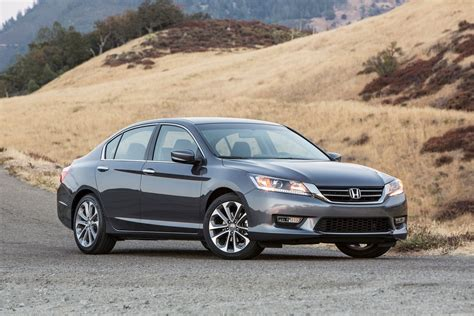 2015 Honda Accord Sport Specs by 2015 Honda Accord Reviews And Rating Motor Trend
