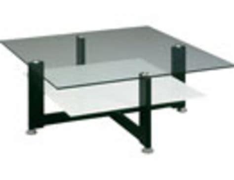tres table basse carr 233 e en verre 224 vienne
