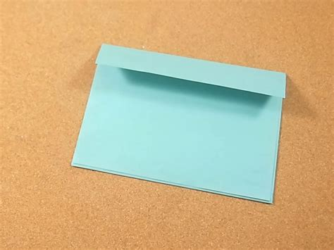 how to make envelopes for cards how to make a greeting card envelope 11 steps with pictures