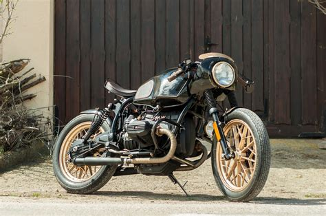Bmw R65 by Bmw R65 Cafe Racer Player Special Bikebound