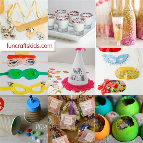 new years craft ideas for 12 new year s ideas crafts