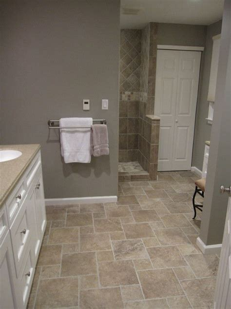 Neutral Colored Bathrooms by Best 25 Neutral Bathroom Tile Ideas On