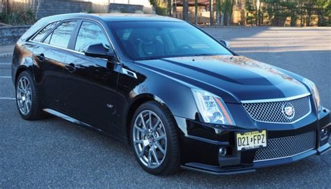 Cadillac Cts V Wagon For Sale by 2012 Cadillac Cts V Wagon For Sale Gm Authority