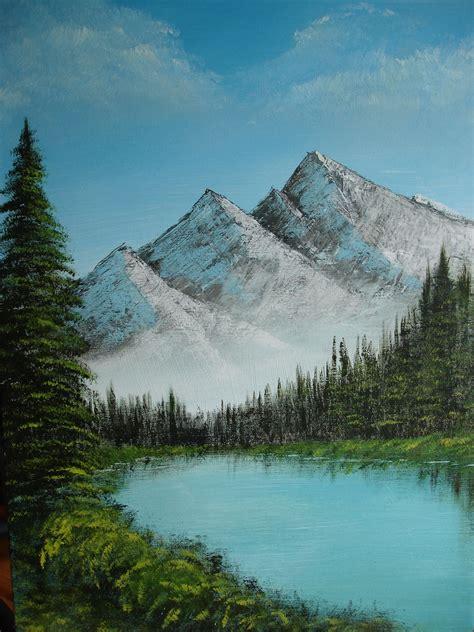 bob ross painting landscape bob ross paintings landscapes