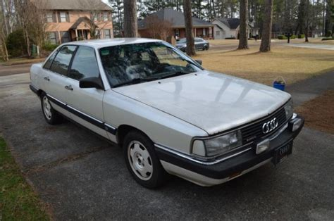 1987 audi 5000 cs turbo quattro for sale audi 5000
