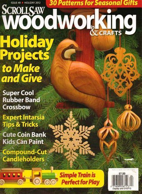 scroll saw woodworking magazine free scrollsaw woodworking crafts issue 49 pdf