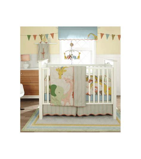 circus crib bedding migi circus 3 crib bedding set