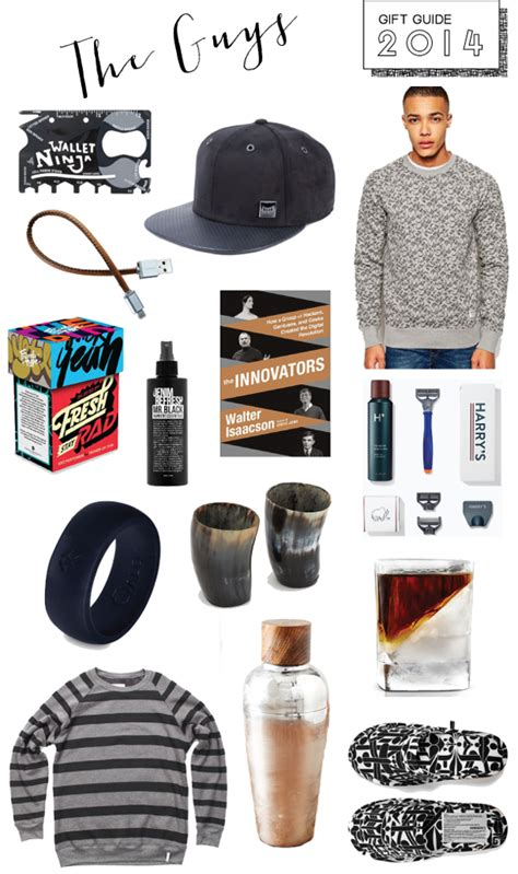 2014 gift ideas for guys 2014 gift guide for the guys cupcakes and cutlery