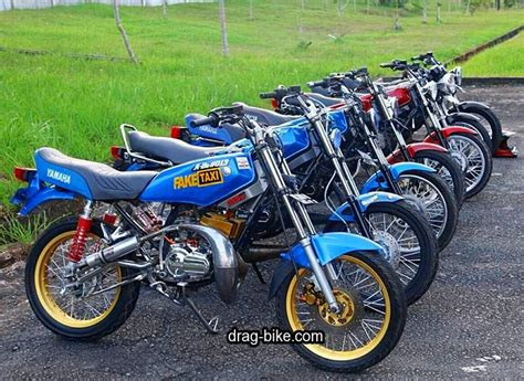 Modifikasi Rx King Warna Biru by 60 Foto Gambar Modifikasi Rx King Modif Keren Air Brush