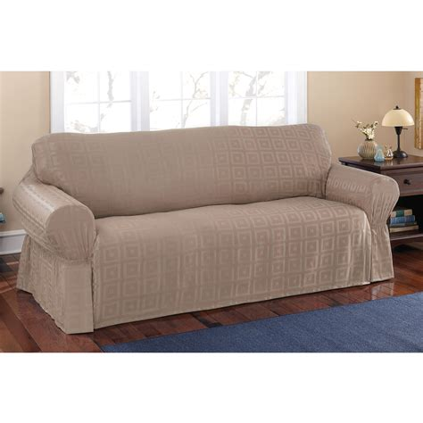 sofa furniture covers better homes and gardens waterproof non slip faux suede