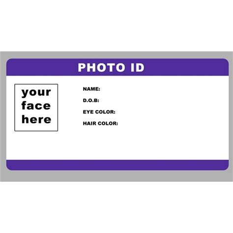 make your own student id card id templates peerpex