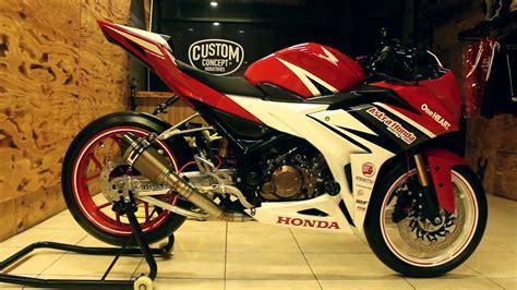 Modified Honda Cbr 150 by All New Honda Cbr150r Modified Bikes