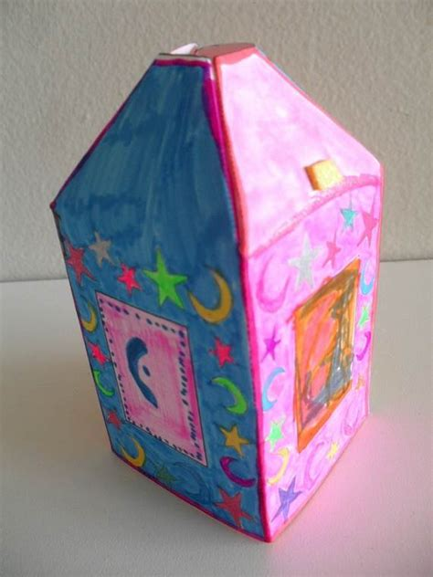 islamic crafts for ramadan lantern craft ideas for family net