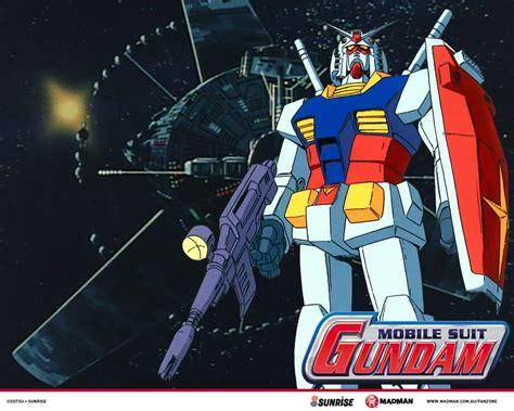 mobile suit gundam mobile suit gundam gundam madman entertainment