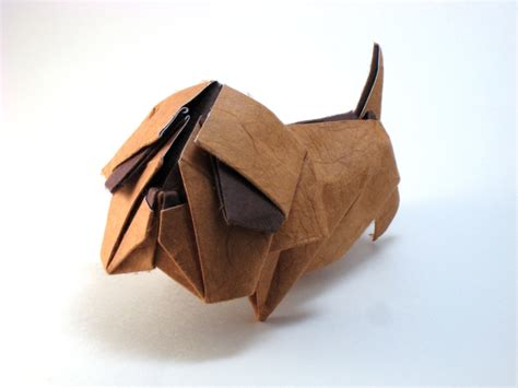 origami bulldog origami dogs page 2 of 8 gilad s origami page