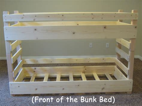bunk beds building plans toddler bunk bed plans do it yourself diy plans for