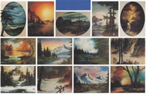 bob ross painting supplies canada bob ross the of painting volume 25