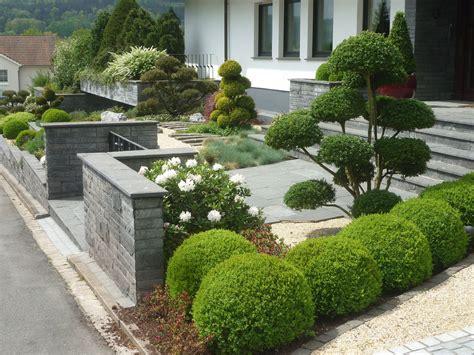 Der Pflegeleichte Garten by Der Vorgarten Bl 252 Hend Sch 246 N Und Pflegeleicht