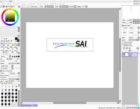 paint tool sai tablet обзор графических программ для художников обсуждение на