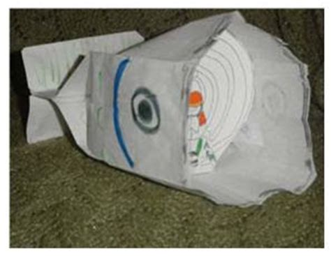 paper bag whale craft the catholic toolbox crafty crafters jonah and the whale