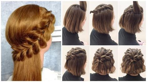 peinados para pelo corto paso a paso mujer - Peinados Pelo Corto Mujer Paso A Paso