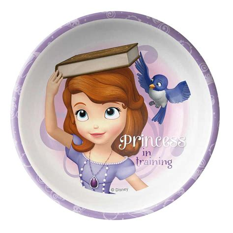 Kitchen Collection Outlet sofia the first cereal bowl by zak