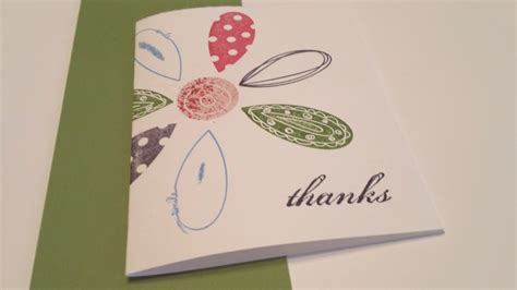 make photo thank you cards truly beautiful make a thank you card flower mesmerizing