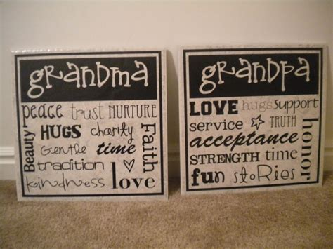 for grandparents poppies at play gift idea for grandparents