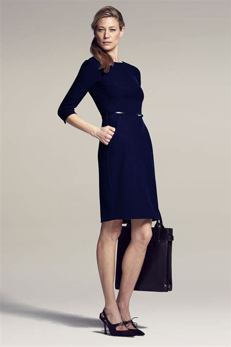 dress for a 7 ways to wear navy and black for work or how to look