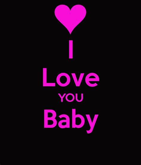 I You Baby Poster Albertina Cerecena Keep Calm O
