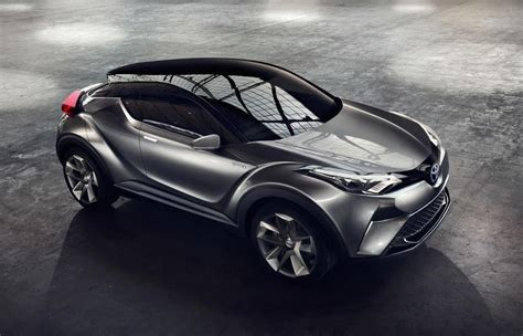 Toyota C Hr Concept toyota c hr concept nearer to production on australia