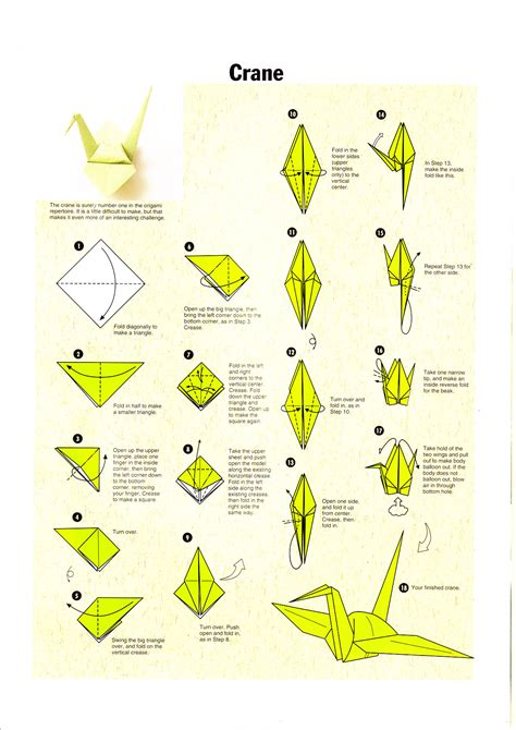 how do you fold an origami crane paper crafts the home channel