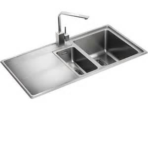 stainless steel sink for kitchen rangemaster arlington ar9852 stainless steel sink