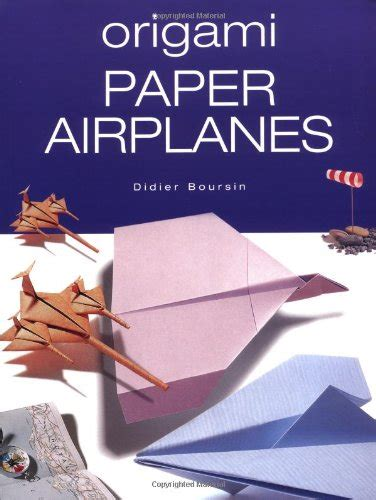 Origami Paper Airplanes From Firefly Books At The Book